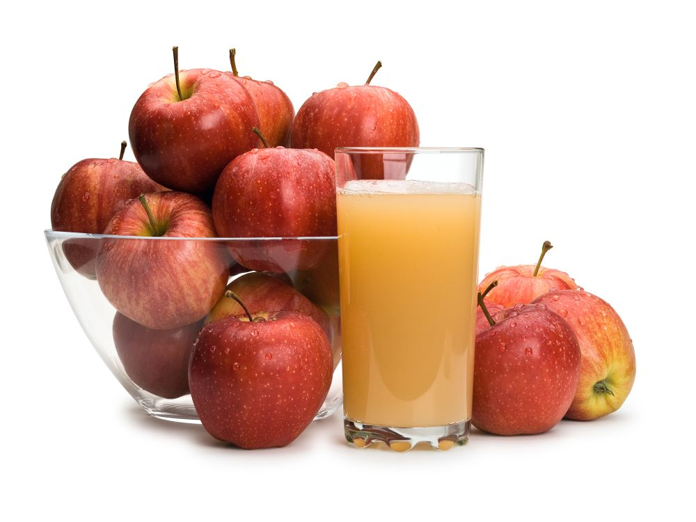 How to thaw apple juice