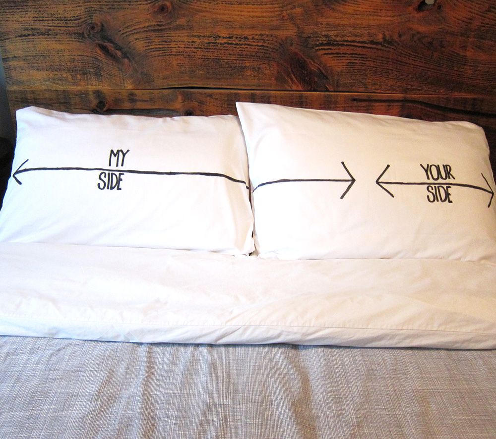 10 diy pillowcase projects