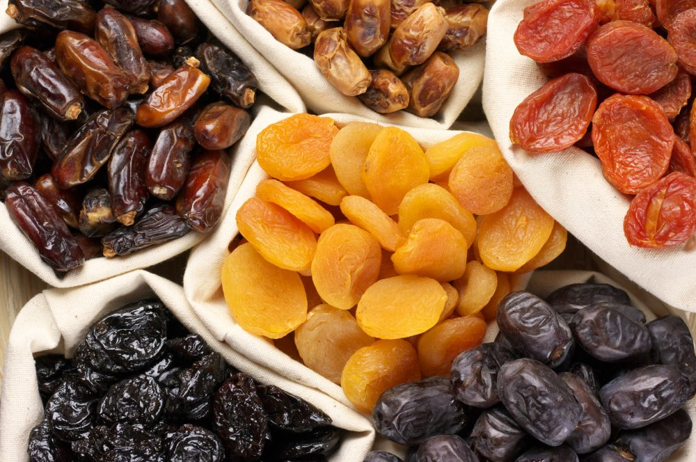 Can you freeze dried fruit