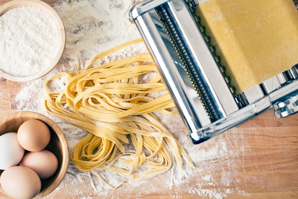 Can you freeze homemade pasta