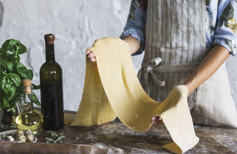 How long will homemade pasta last