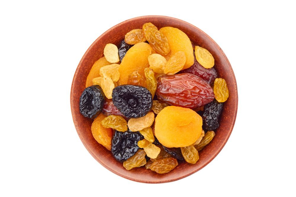 How to freeze dry fruit