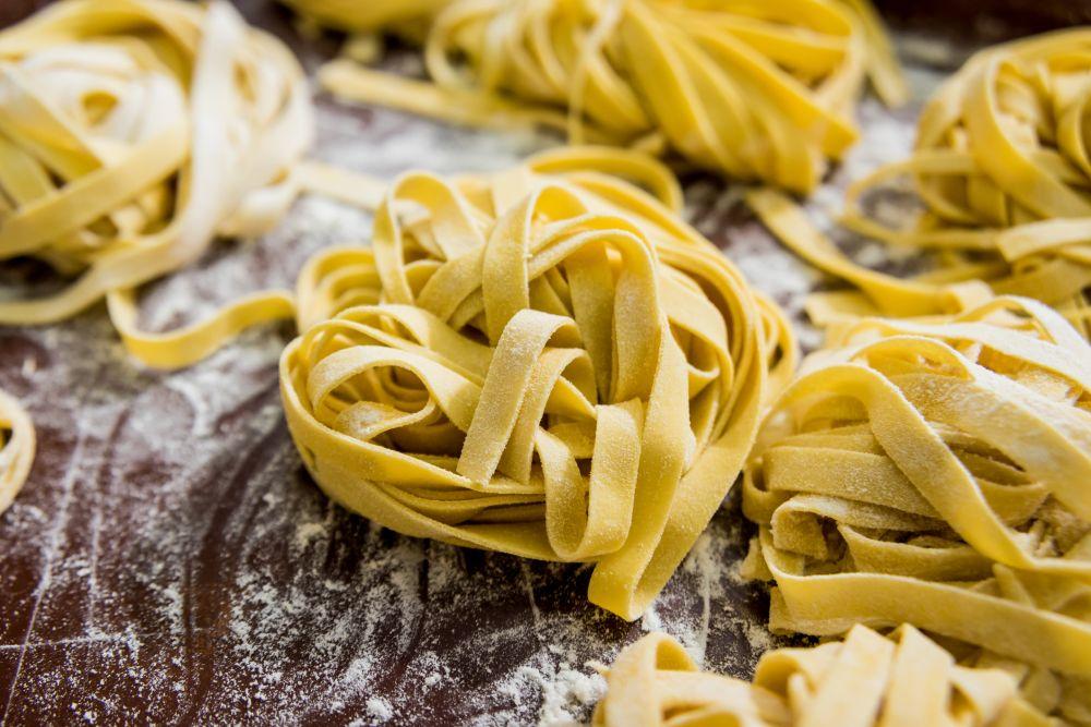 How to freeze fresh pasta