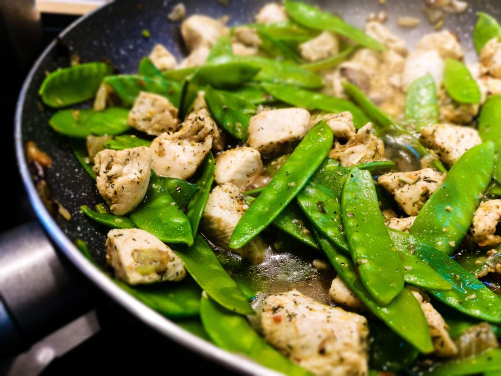 Snow peas recipes