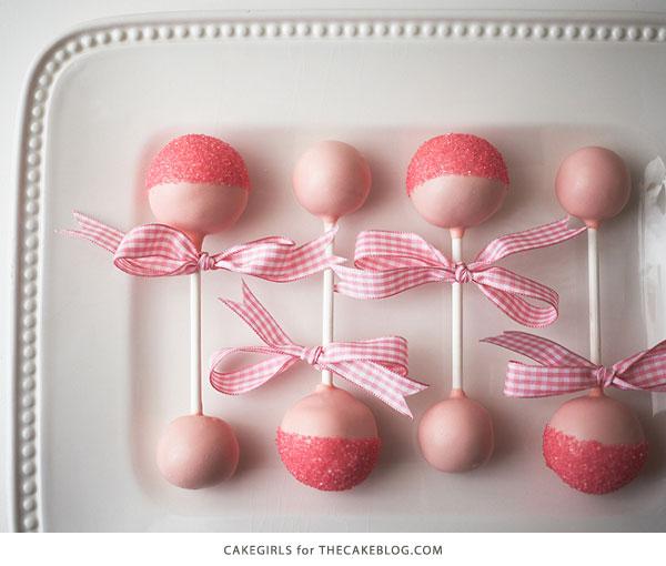 Cake Pop Rattles