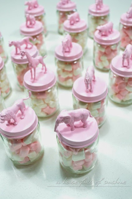Circus Candy Jars