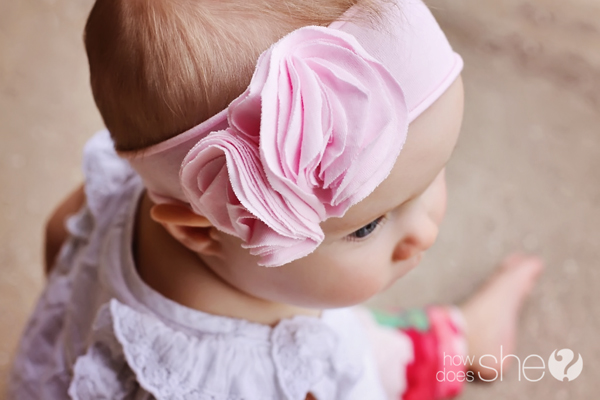 Comfy Floral Headband