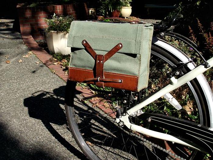 DIY Bike Pannier