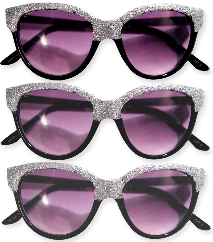 DIY-Glitter-Stripe-Sunglasses