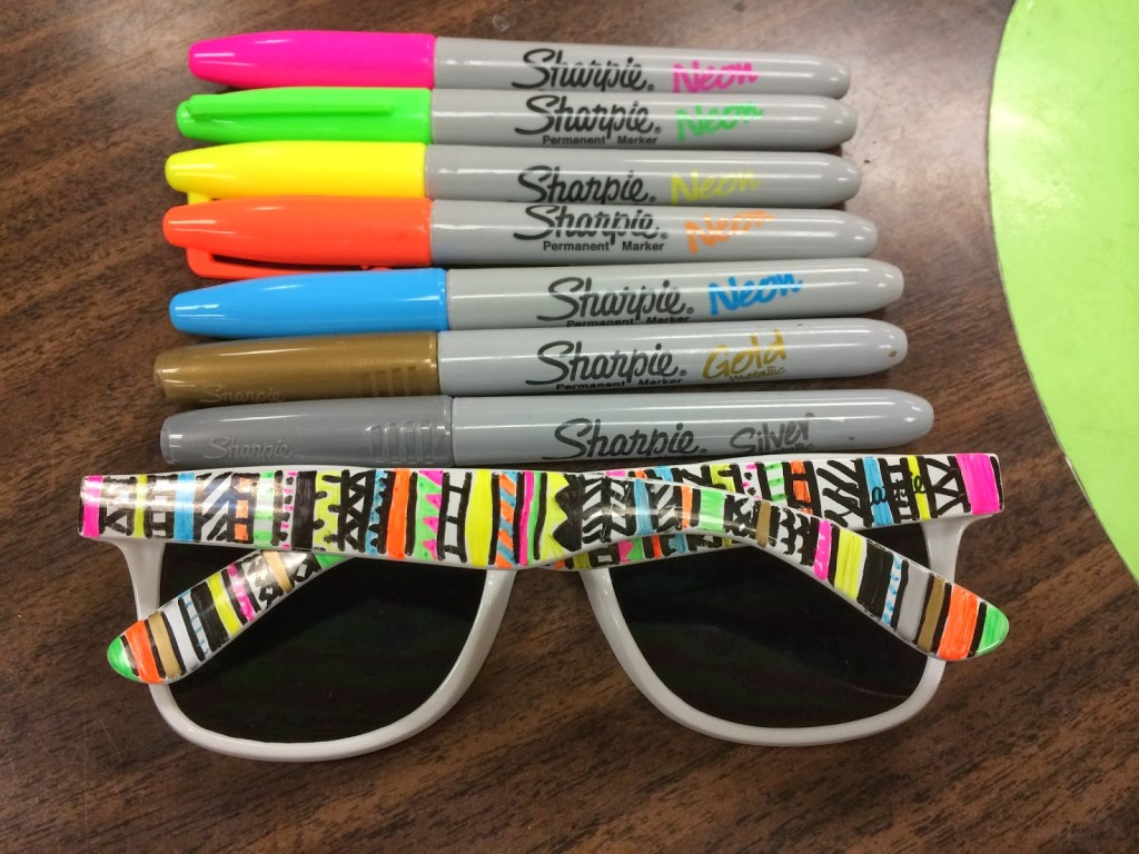 DIY-sharpies-sunglasses