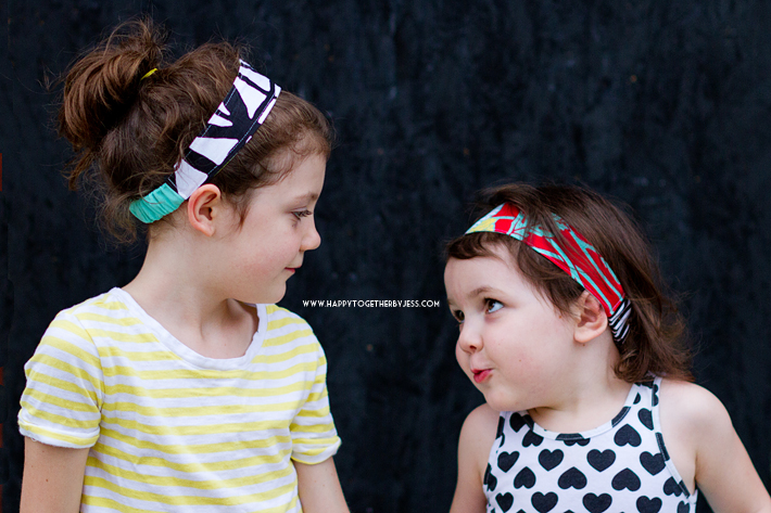 Double sided Headband