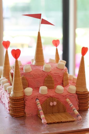 Fairy princess castle