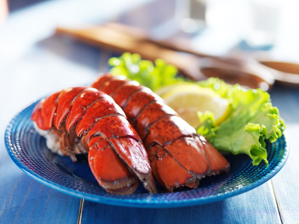 Freeze Lobster Tails