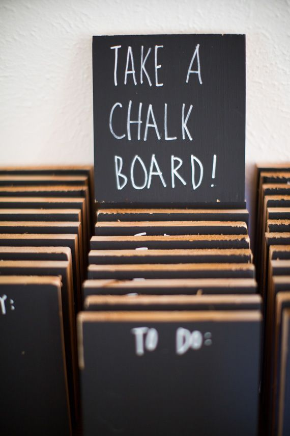 Mini Chalkboards