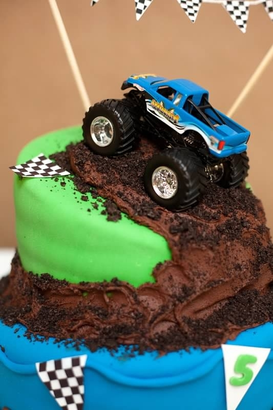 10 DoItYourself Birthday Cakes For Little Boys