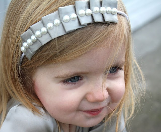 Pleated Headband