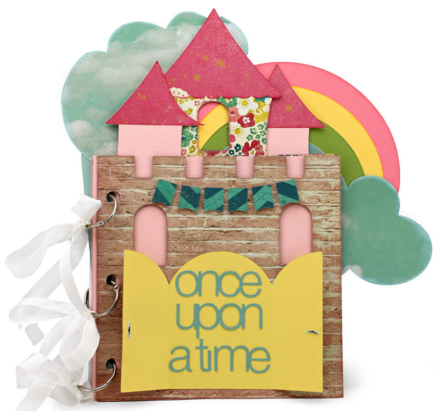 Pricess-Castle-Mini-Album-Once-Upon-a-Time