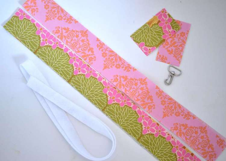 Ribbon Lanyard