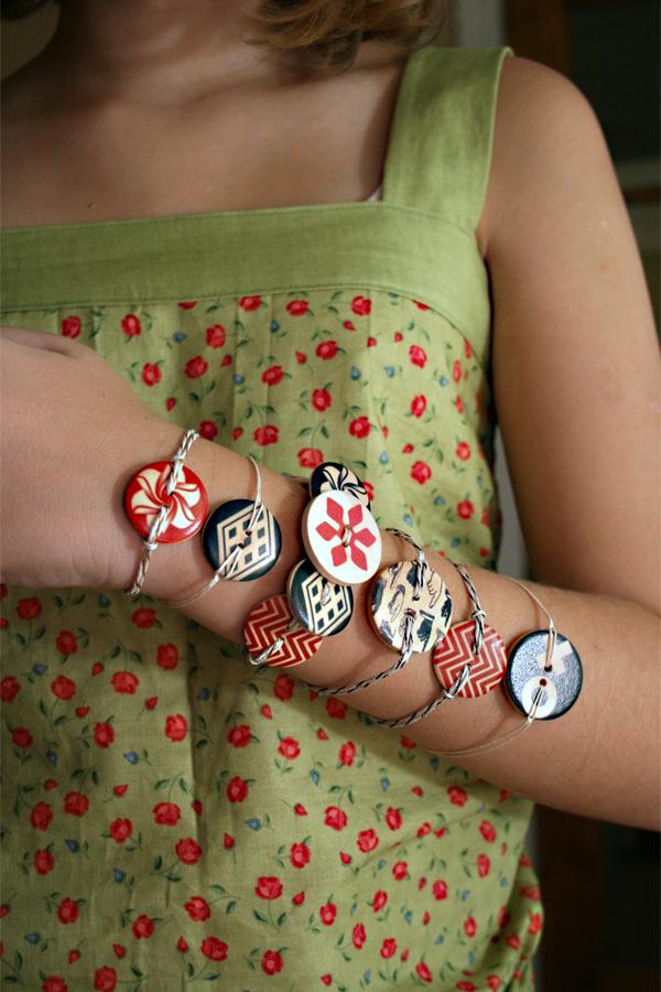 Twine-Bracelet