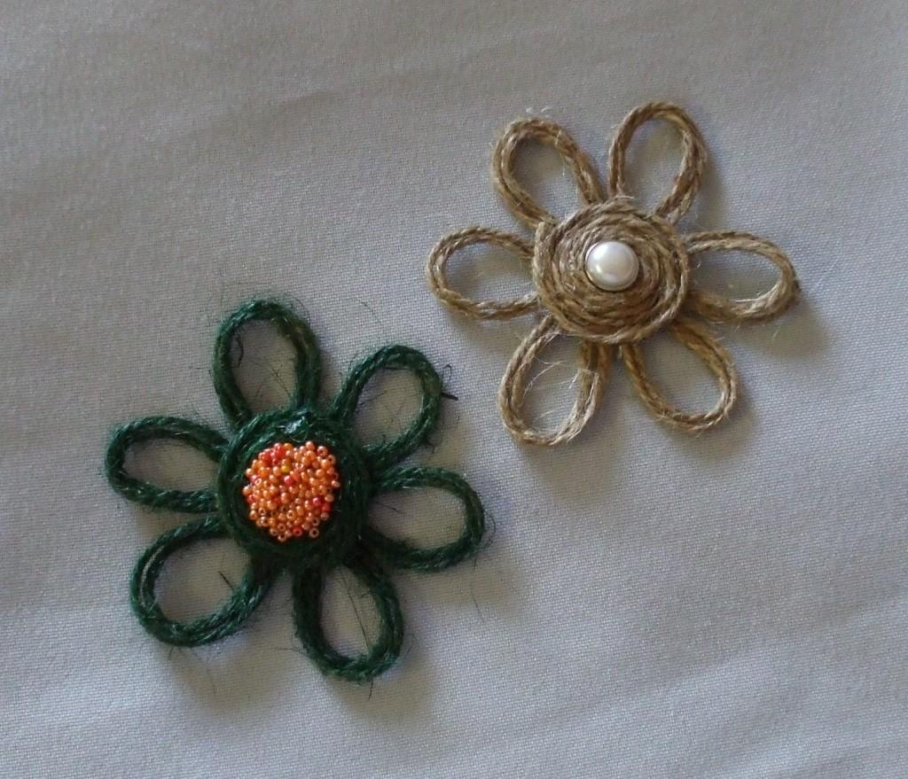 Twine-Flowers