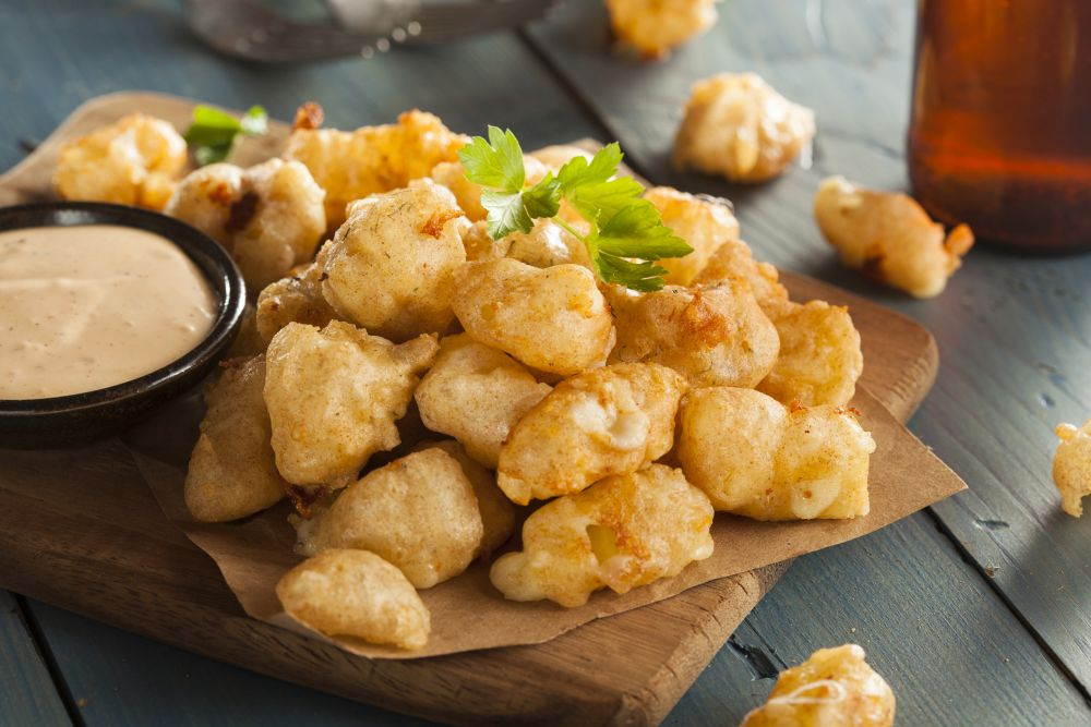 how to thaw cheese curds