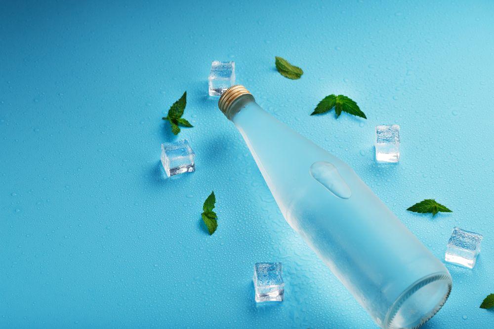 Thaw water bottles
