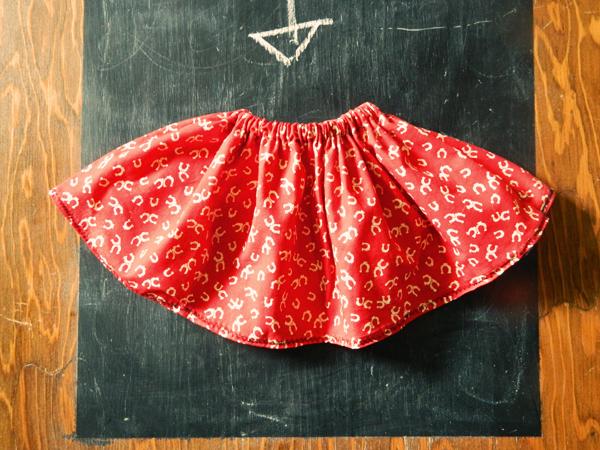 5 Minutes DIY Skirt