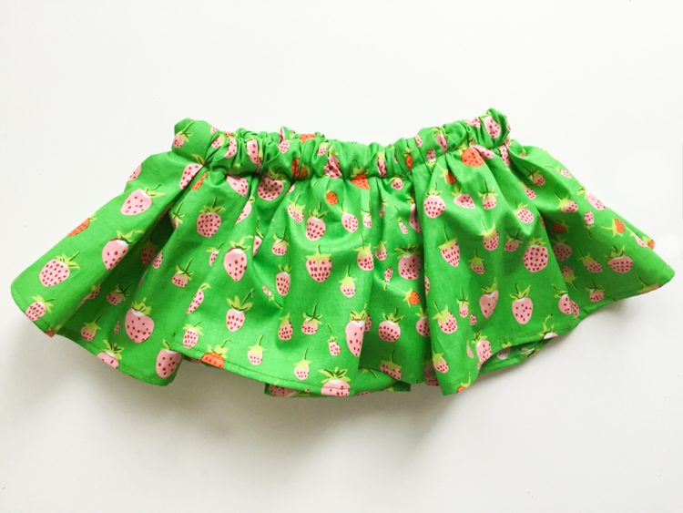 Bloomer Skirt