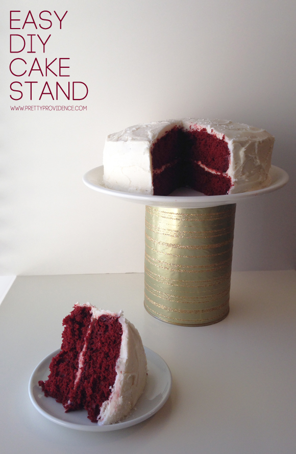 Canister Cake Stand
