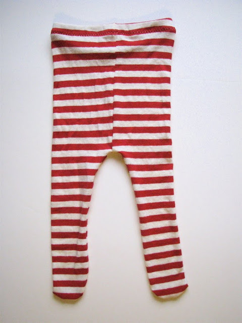 DIY Baby Tights