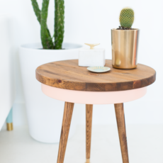 If Youu0027re In Need Of A New End Table Or Nightstand, Weu0027ve Got The List Of  Tutorials To Look To. Add A Personal Stamp To Your Home By Creating A Small  Piece ...
