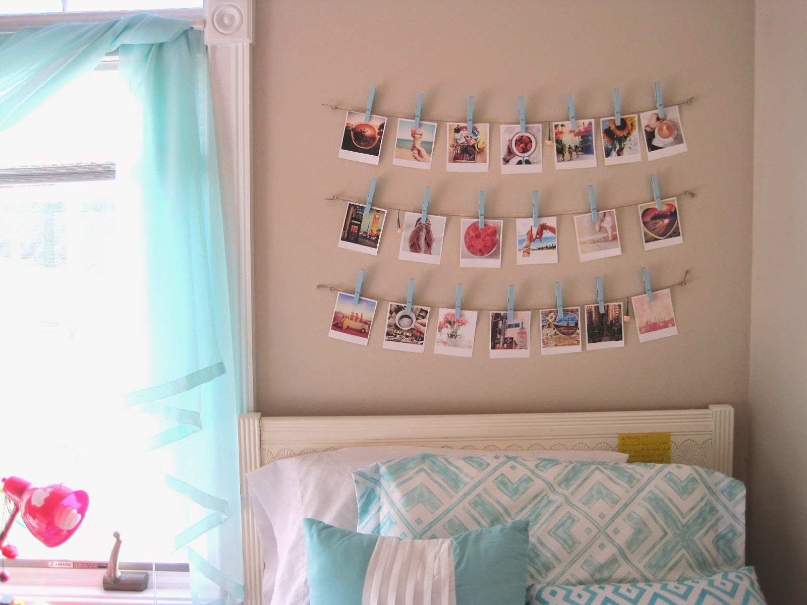 ideas for homemade picture collages - 32 Collage DIYs For a More Beautiful Home
