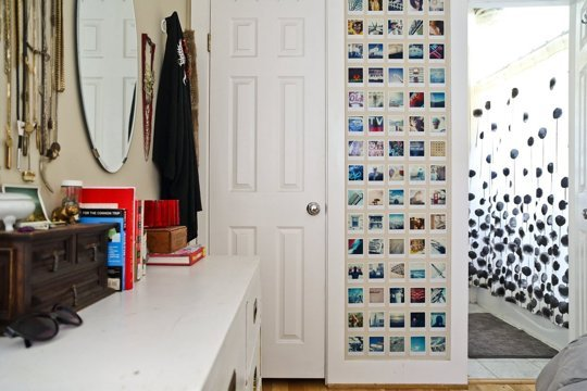 DIY Photo Wall Collage