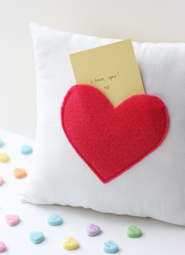 DIY Pocket Pillow