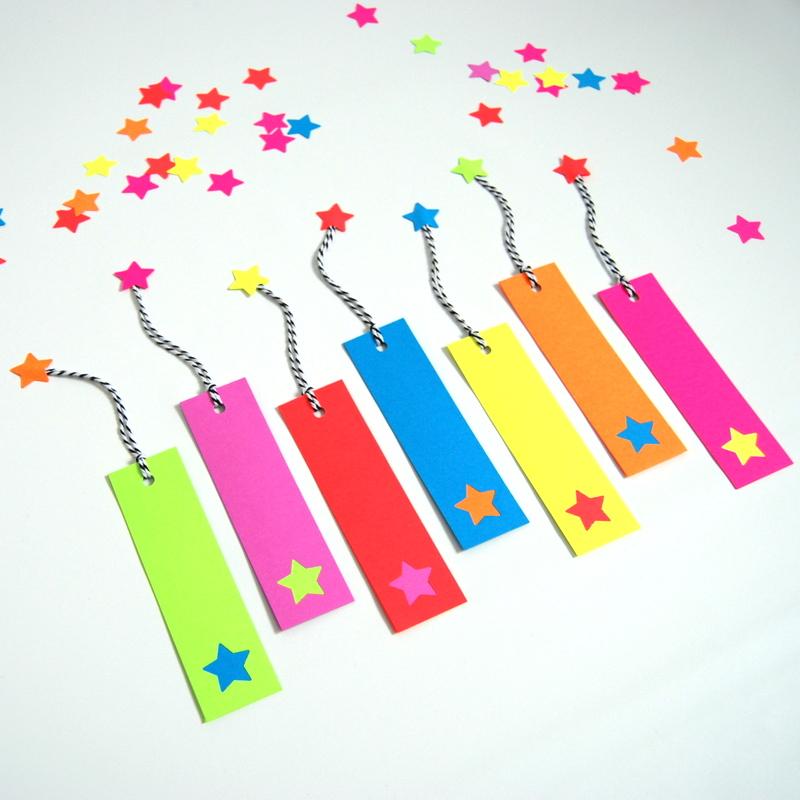 DIY Star Bookmark