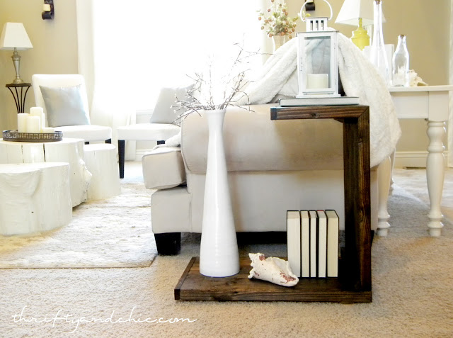 DIY End Tables That Look Stylish and Unique