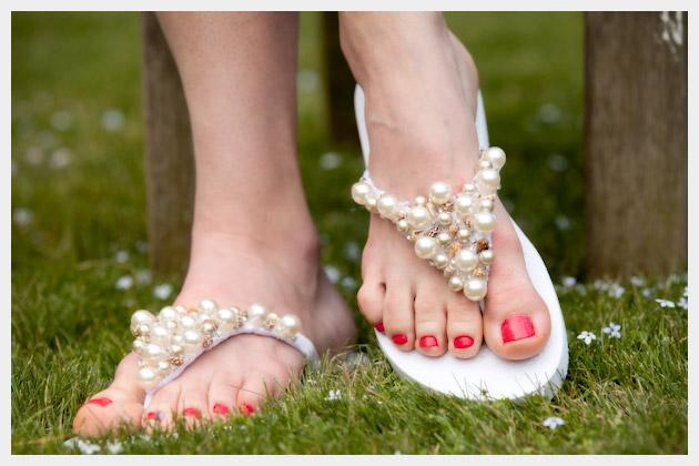 Pearl DIY Flip Flop