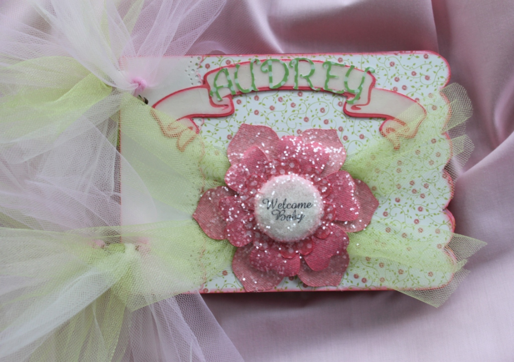25 diy baby shower gifts for the little girl on the way personalized album negle Gallery