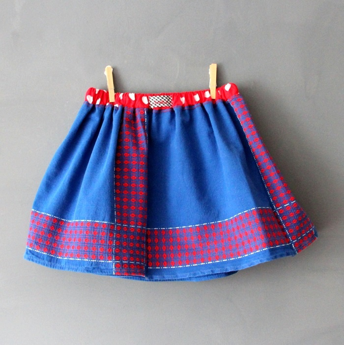 Tablecloth Skirt