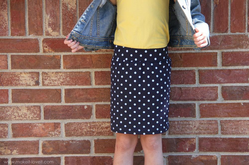 Tube Kids Skirt
