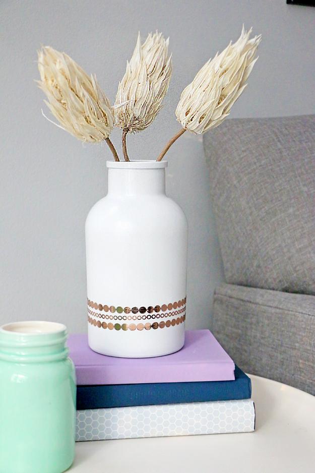 Update a flower vase done