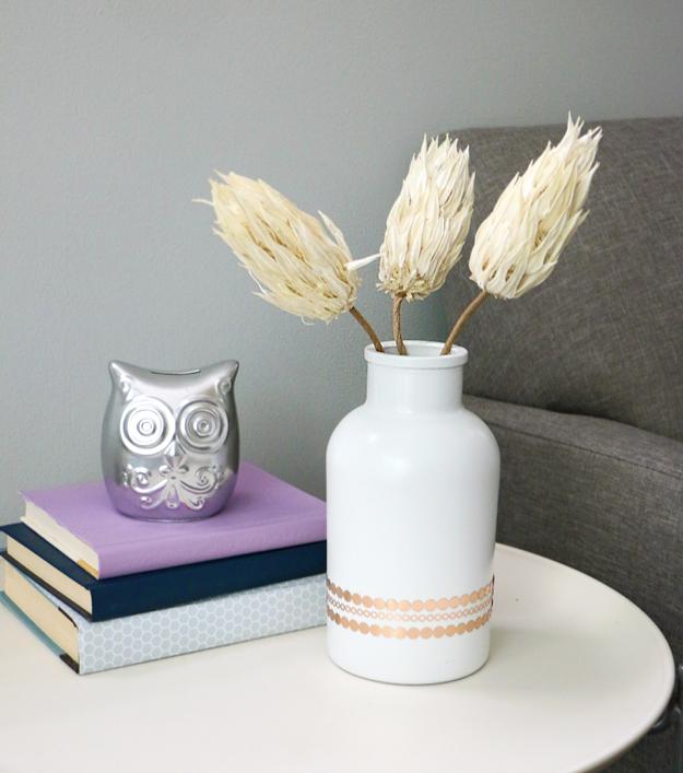 Update a flower vase