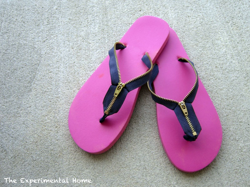 ebcbbe3c1e0dc 25 Different Ways to Fancy Your Flip Flops