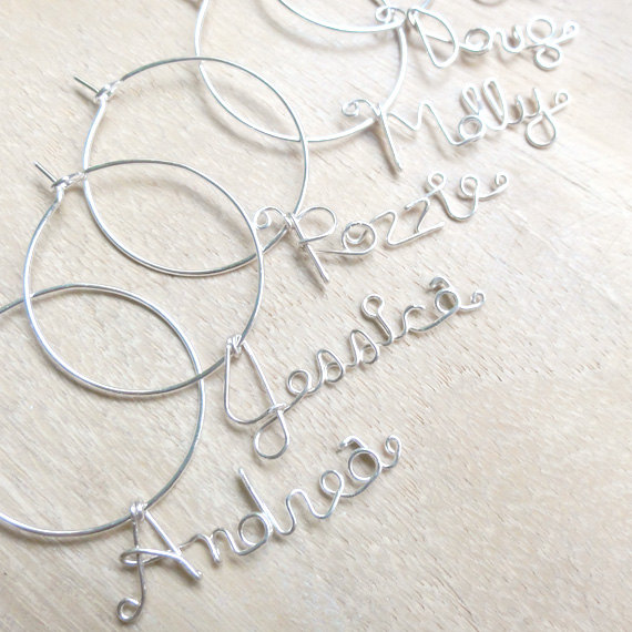 wire charms