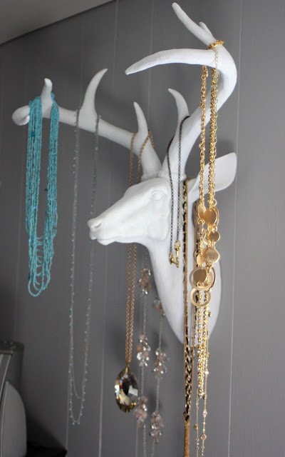 Antler Jewelry Holder DIY