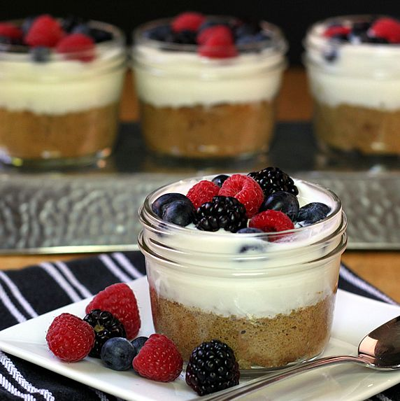 Breakfast Bread Pudding Mason Jar