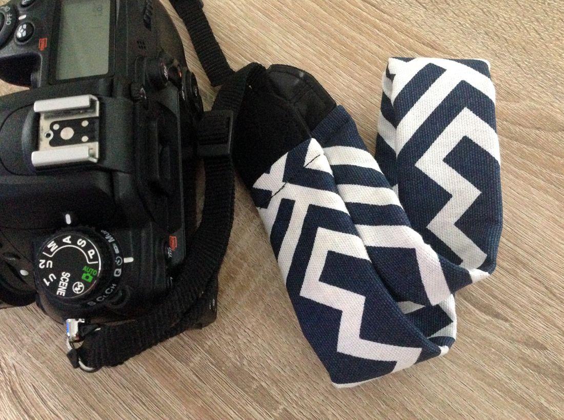 Camera Strap Sewing Tutorial Modern