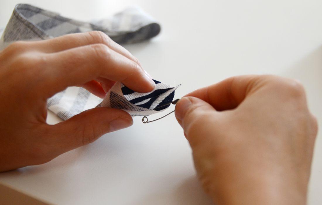 Camera Strap Sewing Tutorial Pin