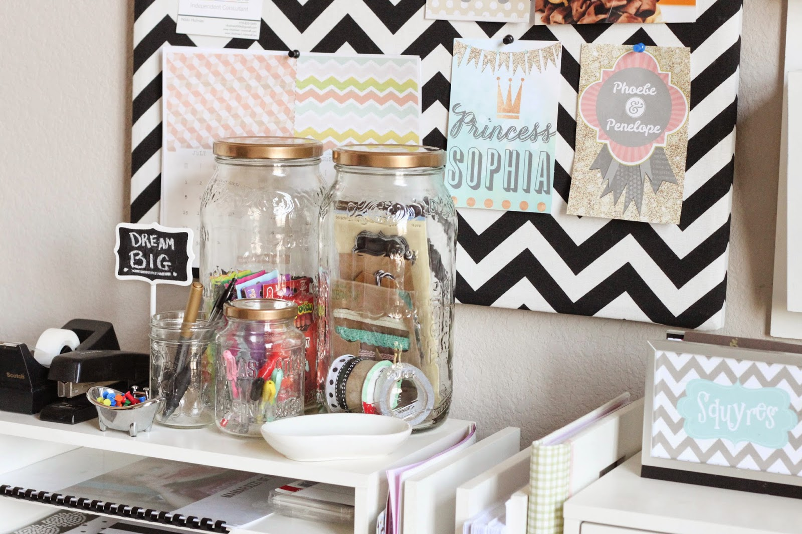 30 diy storage ideas for your art and crafts supplies