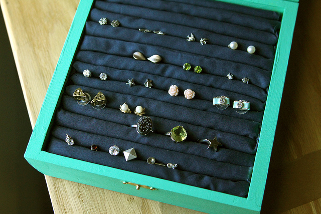 Earring Jewelry Box